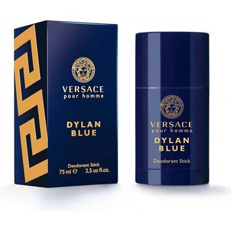 Versace - Deodorant Dylan Blue, 100 ml, Pentru Barbati - Incolor