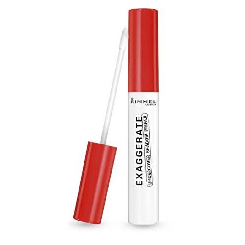Rimmel - Baza pentru fard de pleoape Exaggerate, 6 ml - Incolor