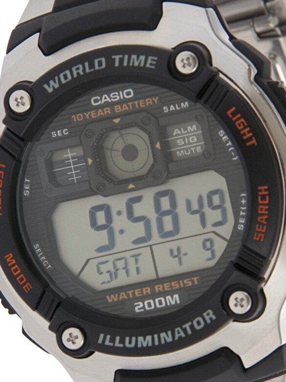 Casio - Ceas Casio AE-2000WD-1A - Argintiu