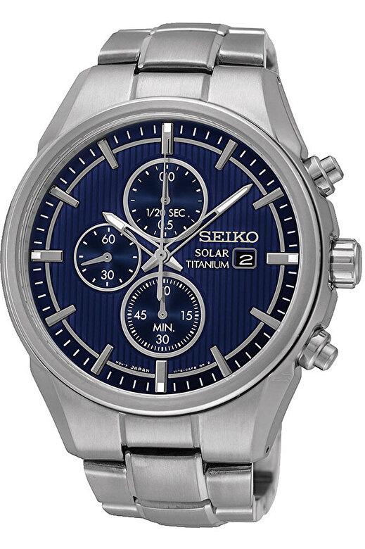 Seiko - Ceas Seiko SSC365P1 - Argintiu