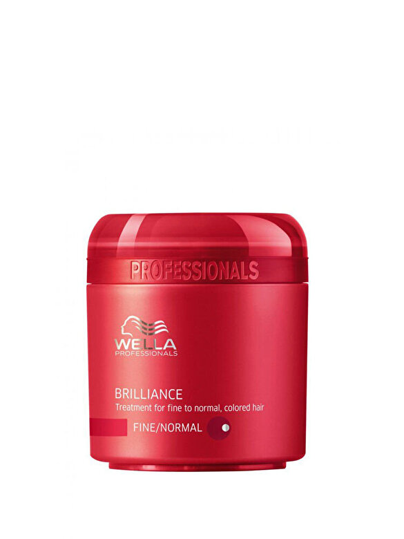 Wella Professionals - Masca pentru par Wella Professionals Care Brilliance Fine, 150 ml - Incolor