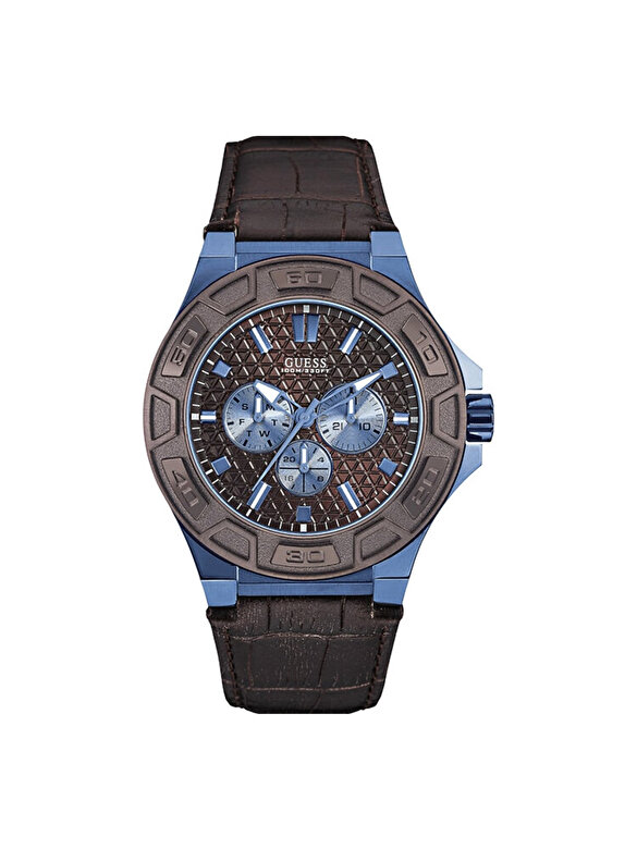 Guess - Ceas Guess Force W0674G5 - Maro inchis