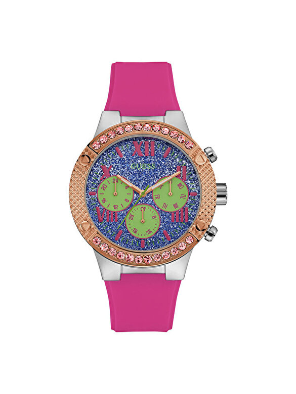 Guess - Ceas Guess Iconic Guess W0772L4 - Fuchsia