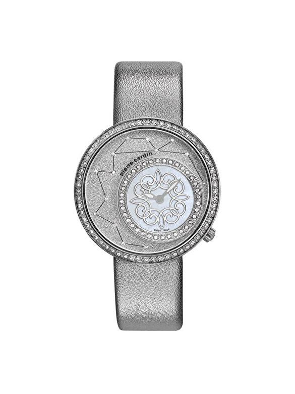 Pierre Cardin - Ceas Pierre Cardin Boisseme PC107322S01 - Argintiu