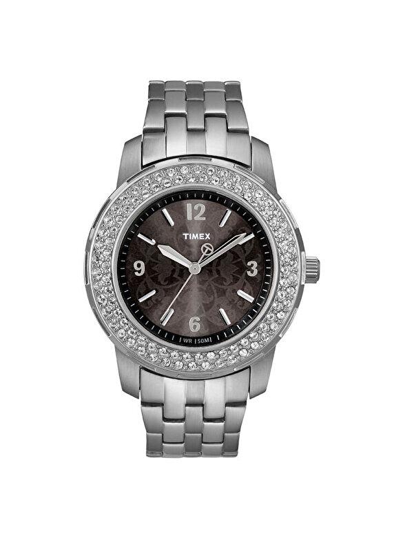 Timex - Ceas Timex Premium Classic T2P397 - Argintiu