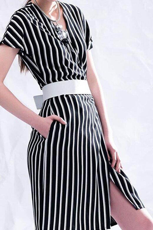 BSL Fashion - Rochie BSL-7612 - Negru