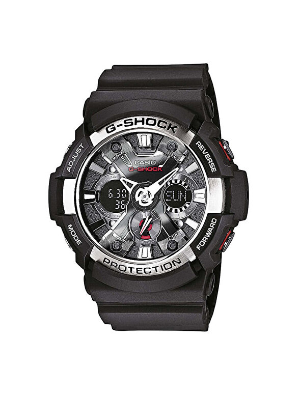 Casio - Ceas Casio G-Shock GA-200-1A - Negru