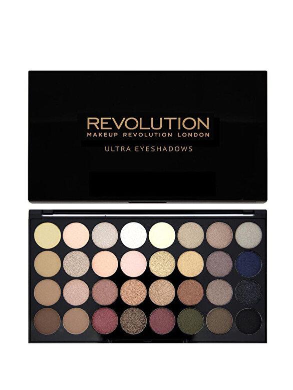 Makeup Revolution London - Trusa machiaj Flawless - Incolor