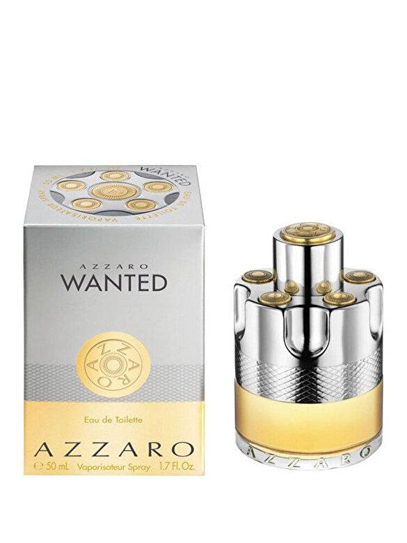 Azzaro - Apa de toaleta Azzaro Wanted, 50 ml, Pentru Barbati - Incolor