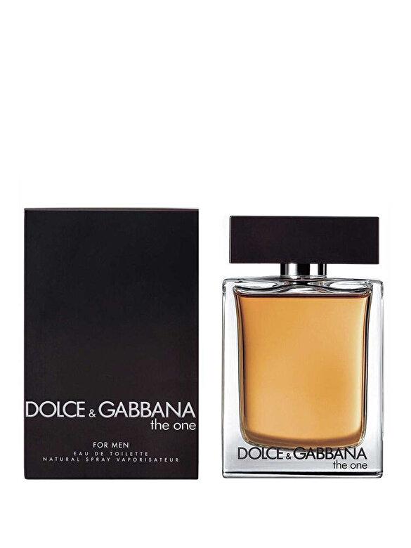 Dolce & Gabbana - Apa de toaleta The One, 100 ml, Pentru Barbati - Incolor