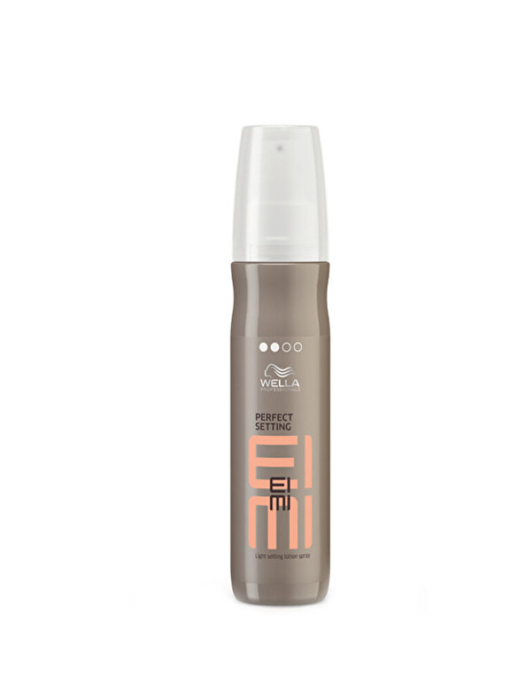 Wella Professionals - Spray pentru fixare Wella Professionals EIMI Perfect Setting, 150 ml - Incolor