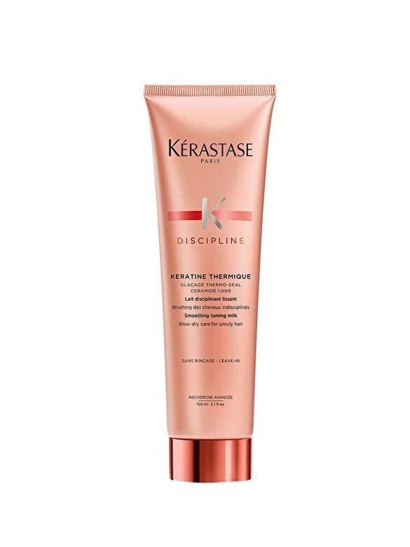 Kerastase - Tratament pentru par Discipline Keratine Thermique, 150 ml - Incolor