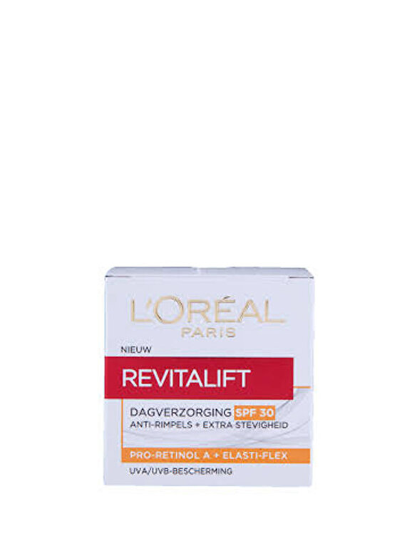 L Oreal Paris - Crema de zi antirid Revitalift SPF30, 50 ml - Incolor