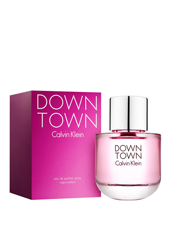 Calvin Klein - Apa de parfum Calvin Klein Downtown, 50 ml, pentru femei - Incolor