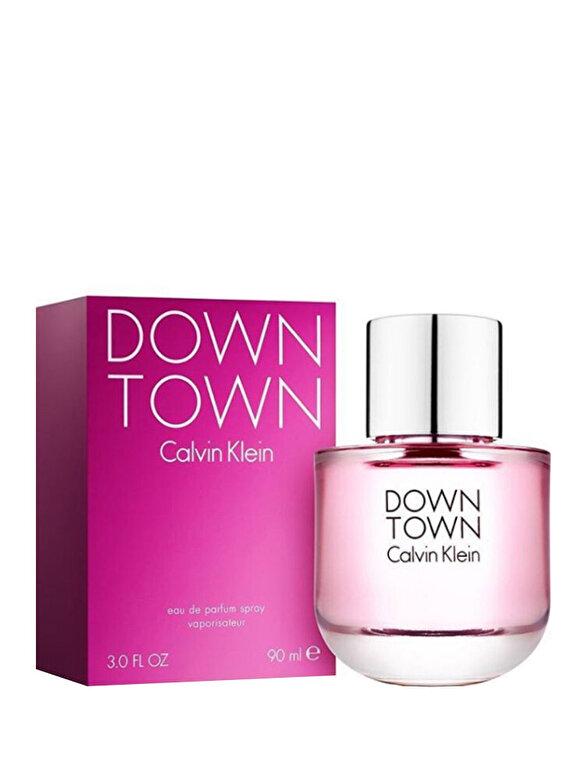 Calvin Klein - Apa de parfum Calvin Klein Downtown, 90 ml, Pentru Femei - Incolor