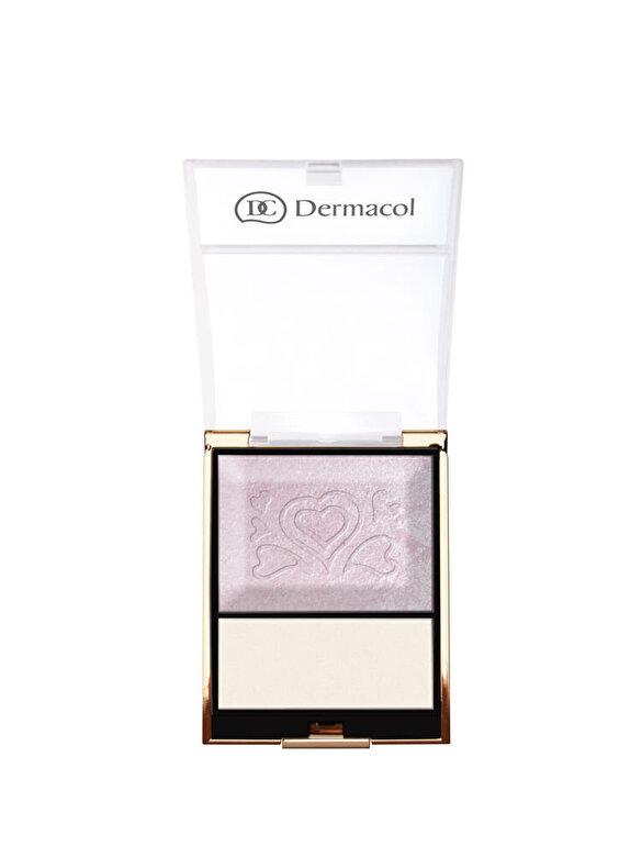 Dermacol - Paleta iluminatoare pentru toate tipurile de ten si corp, 9 g - Incolor