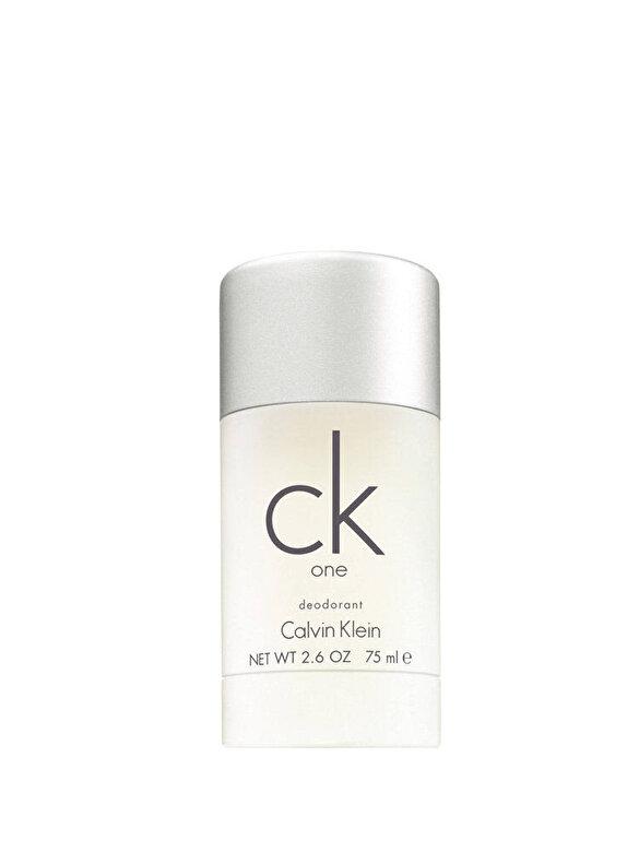 Calvin Klein - Deodorant stick Calvin Klein CK One, 75 ml, Unisex - Incolor