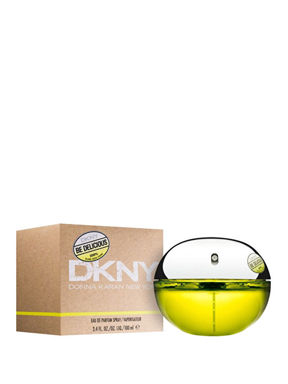 DKNY - Apa de parfum DKNY Be Delicious, 100 ml, Pentru Femei - Incolor