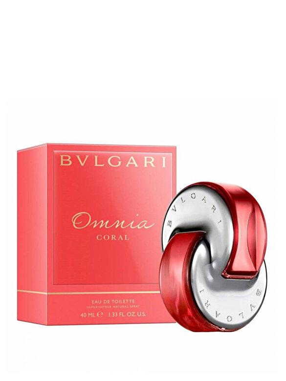 Bvlgari - Apa de toaleta Bvlgari Omnia Coral, 40 ml, Pentru Femei - Incolor