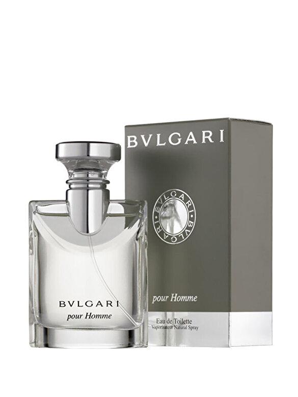 Bvlgari - Apa de toaleta Bvlgari Pour Homme, 50 ml, Pentru Barbati - Incolor