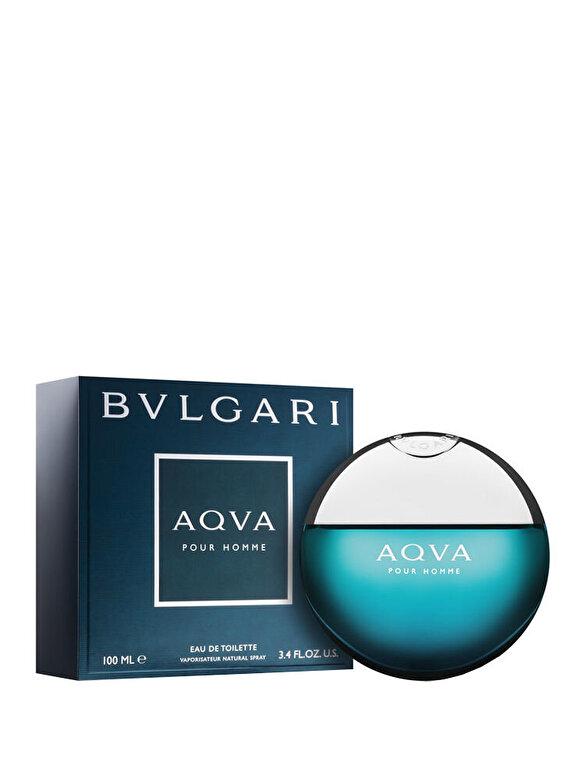 Bvlgari - Apa de toaleta Bvlgari Aqva, 100 ml, Pentru Barbati - Incolor