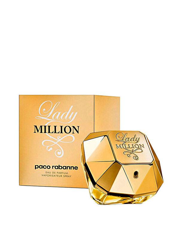 Paco Rabanne - Apa de parfum Paco Rabanne Lady Million, 30 ml, Pentru Femei - Incolor