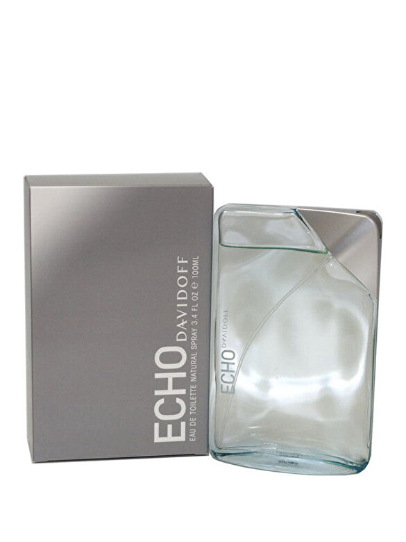 Davidoff - Apa de toaleta Davidoff Echo, 100 ml, Pentru Barbati - Incolor