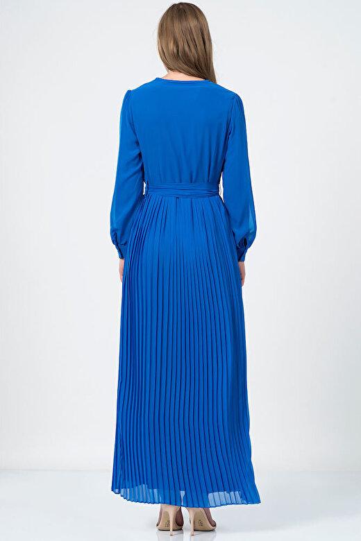 Ironi - Rochie Ironi - Albastru