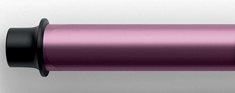 Philips - Ondulator Philips BHB868/00, LCD, Placi ceramice infuzie cheratina, 200 - Negru