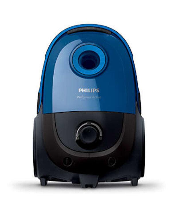 Philips - Aspirator Philips Performer Active FC8575/09, AirflowMax, TriActive - Albastru