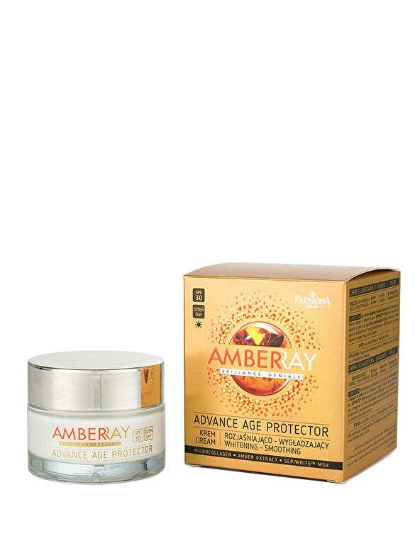 Farmona - Crema iluminatoare pentru netezire cu SPF 30 Amberray, 50 ml - Incolor