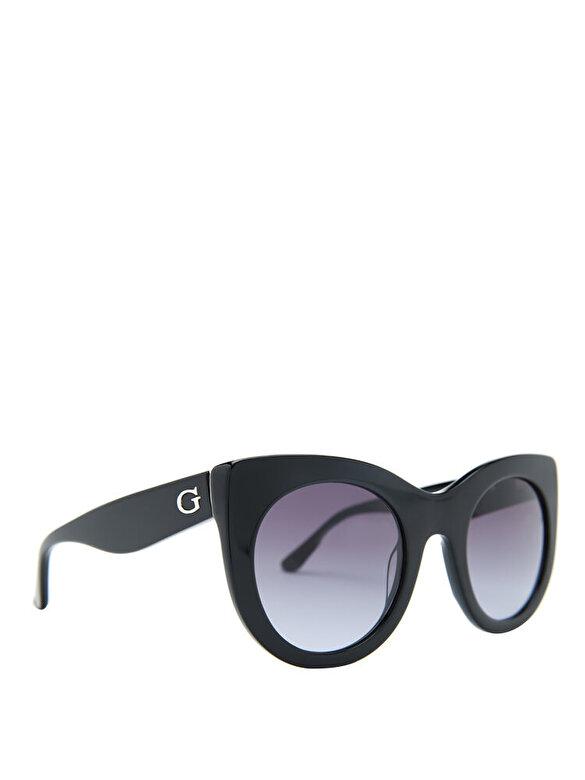 Guess - Ochelari de soare Guess GS7485 01B - Negru