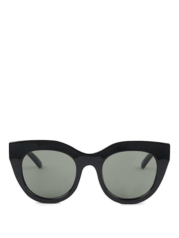 Le Specs - Ochelari De Soare Le Specs Air Heart Black - Negru