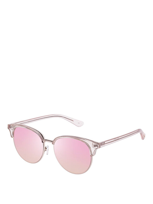 Le Specs - Ochelari De Soare Le Specs Deja Vu Pink Diamond - Roz pal