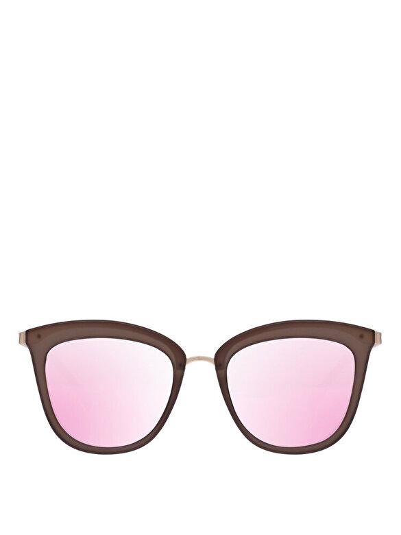 Le Specs - Ochelari De Soare Le Specs Caliente Matte Mocha - Maro