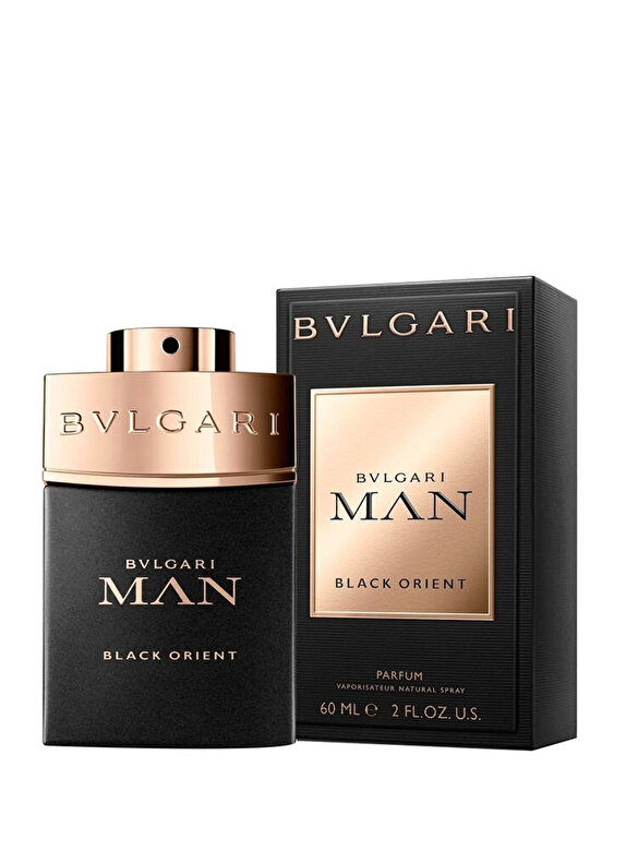 Bvlgari - Apa de parfum Bvlgari Man Black Orient, 60 ml, Pentru Barbati - Incolor