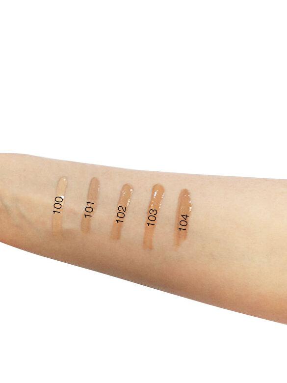 INGRID Cosmetics - Fond de ten Dr. Make-Up, nuanta 102, 30 ml - Incolor