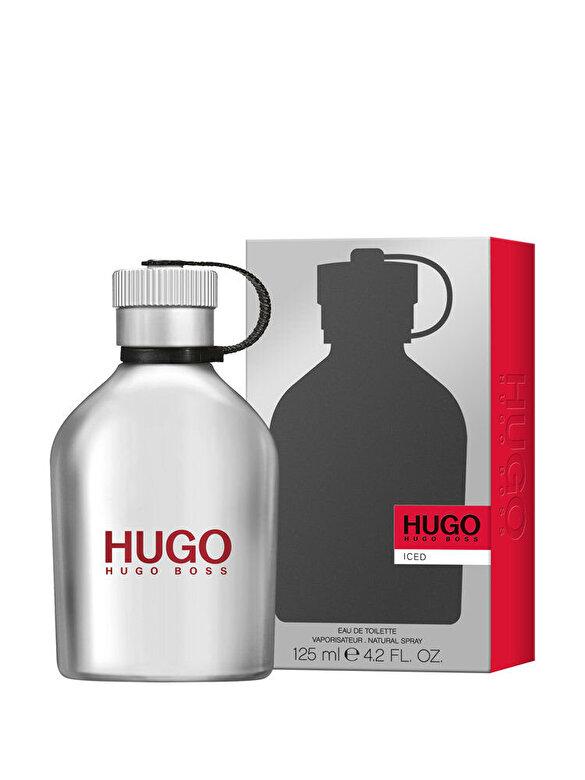 Hugo Boss - Apa de toaleta Hugo Iced, 125 ml, Pentru Barbati - Incolor