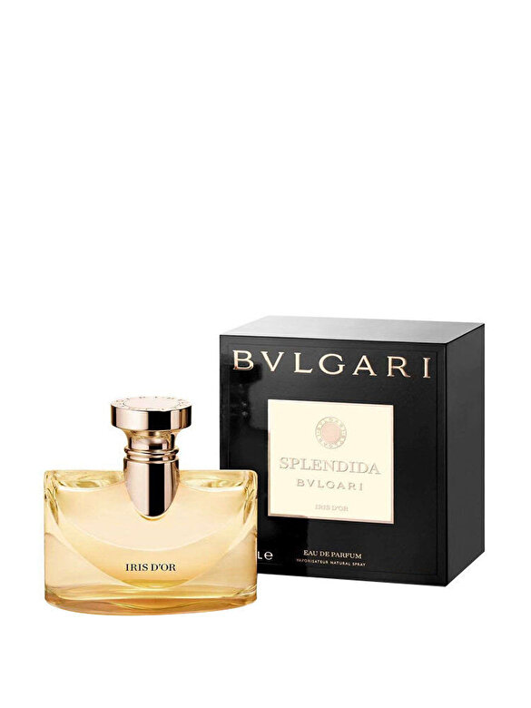 Bvlgari - Apa de parfum Bvlgari Splendida Iris d'Or, 50 ml, Pentru Femei - Incolor
