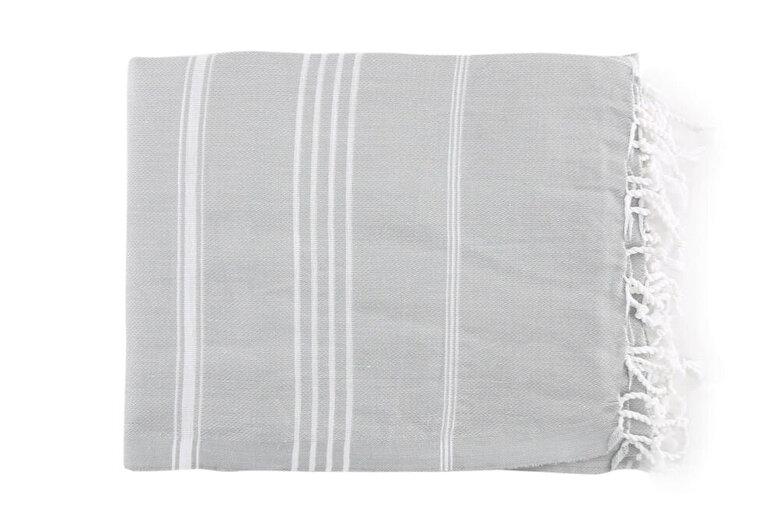 Eponj Home - Prosop de plaja, Eponj Home Sultan, bumbac, 100 x 180 cm, 336EPJ1356 - Multicolor