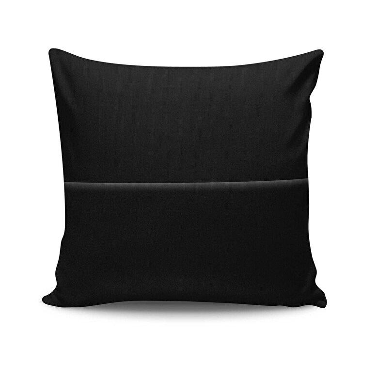 Spiffy - Perna decorativa Spiffy, Dimensiune: 45 x 45 cm, Material exterior: 50% bumbac / 50% poliester 425SPF0182 - Lila