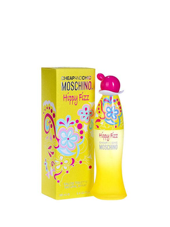 Moschino - Apa de toaleta Hippy Fizz, 100 ml, Pentru Femei - Incolor