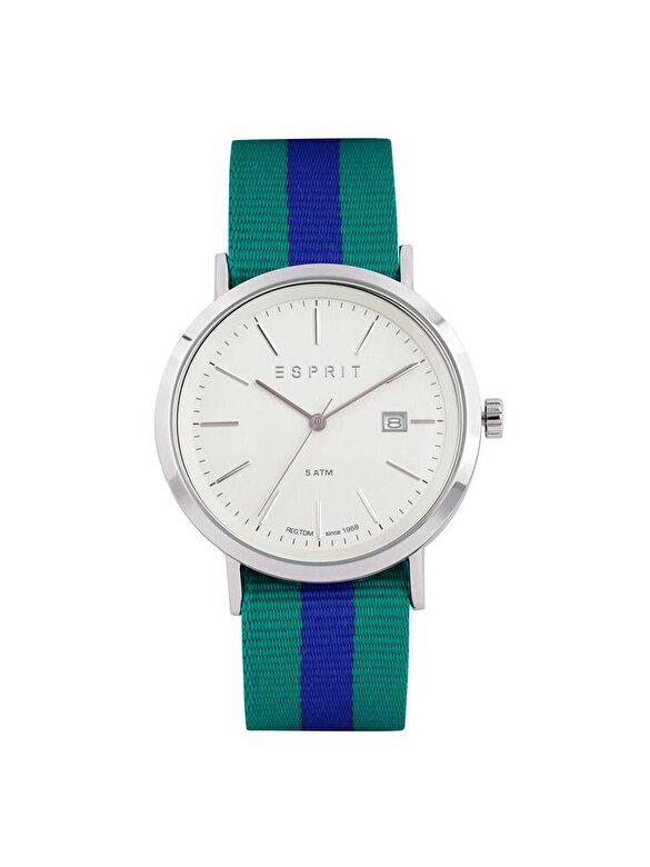 Esprit - Ceas Esprit Classic ES108361009 - Albastru-verde