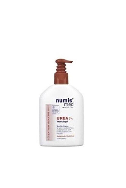 Numis Med - Gel de dus cu dispencer Urea 5% pentru pielea foarte uscata, 200 ml - Incolor
