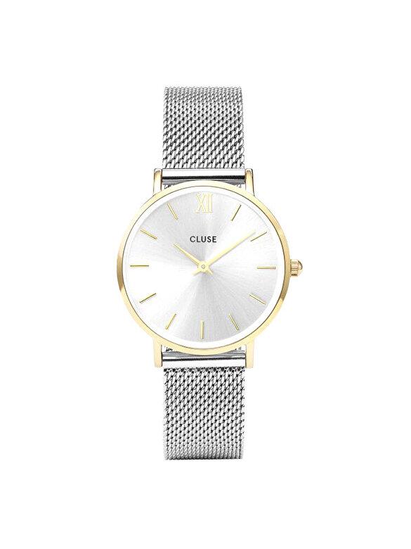 Cluse - Ceas Cluse Minuit CL30024 - Argintiu
