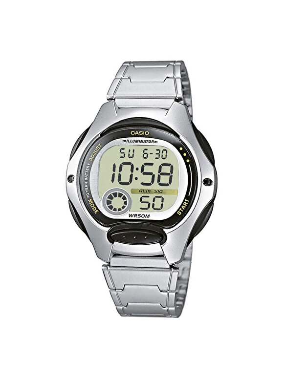 Casio - Ceas Casio Sports LW-200D-1A - Argintiu