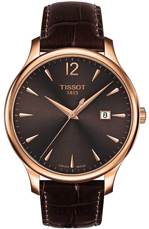 Tissot - Ceas Tissot T0636103629700 - Maro inchis
