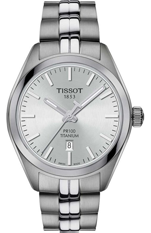 Tissot - Ceas Tissot T1012104403100 - Argintiu