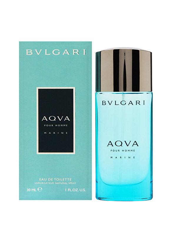 Bvlgari - Apa de toaleta Bvlgari Aqva Marine, 30 ml, Pentru Barbati - Incolor