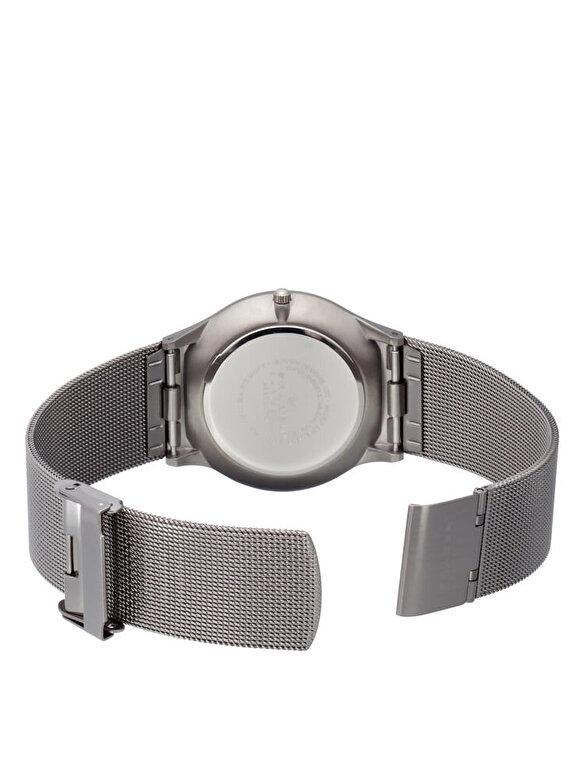 Skagen - Ceas Skagen Slimline Titanium 233XLTTN - Argintiu